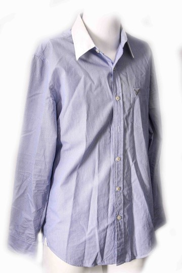 American Eagle Outfitters * Blue Long Sleeves Shirt Image 1