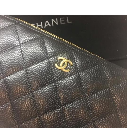 Chanel Chanel Caviar Travel Wallet Image 1