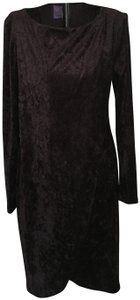 Curations Classic Light Weight Pull Over Drape Dress
