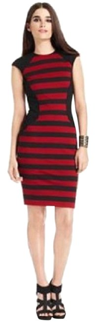 Preload https://img-static.tradesy.com/item/23278753/vince-camuto-red-and-black-and-stripe-cap-sleeve-sheath-mid-length-casual-maxi-dress-size-10-m-0-1-650-650.jpg