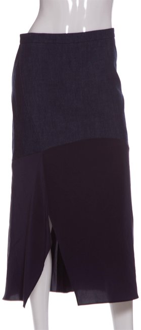 Brunello Cucinelli Skirt Blue Image 0