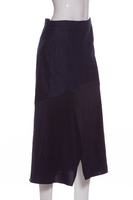 Brunello Cucinelli Skirt Blue Image 1