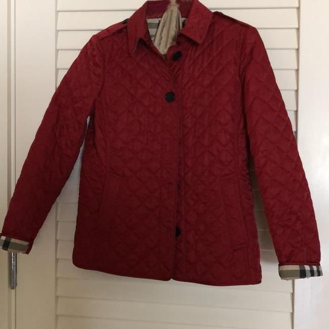 Item - Red 5045490380596 Jacket Size 8 (M)