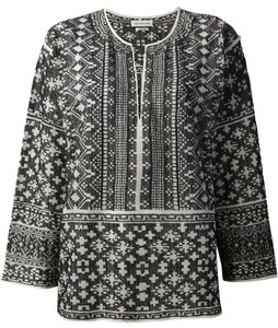 Isabel Marant Barber Embroidered Tunic