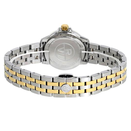 Raymond Weil Swiss Made Tango White Dial Ladies Two Tone Watch Image 2
