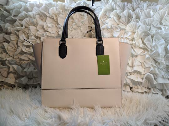 Kate Spade Tote in Cement Black Pumice Image 2