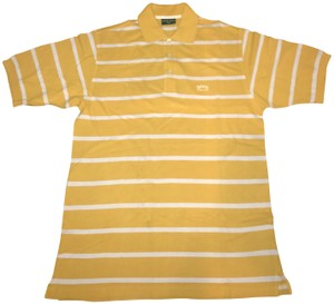 Hugo Boss T Shirt Yellow