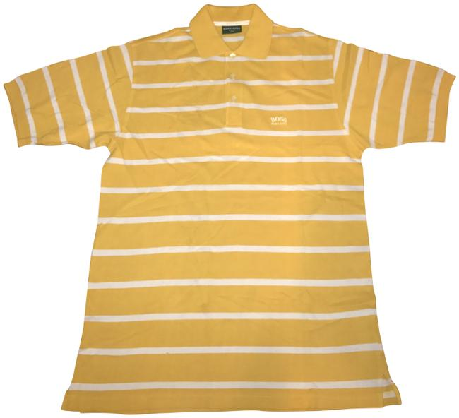 Preload https://img-static.tradesy.com/item/23279785/hugo-boss-yellow-multicolored-cotton-polo-long-sleeve-xl-tee-shirt-size-16-xl-plus-0x-0-2-650-650.jpg