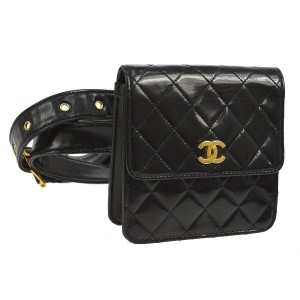 Chanel Fanny Pack Waist Kendall Jenner Bum Cross Body Bag