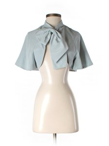 BHLDN Sky Blue Watercourse Jacket