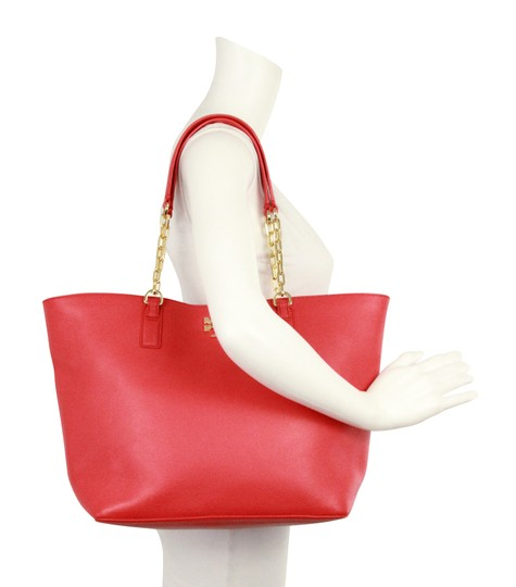Tory Burch Tote in Red Image 11