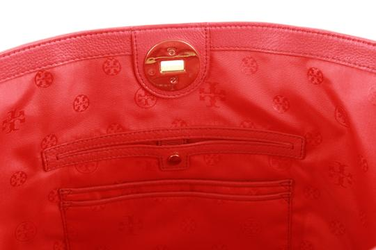Tory Burch Tote in Red Image 8
