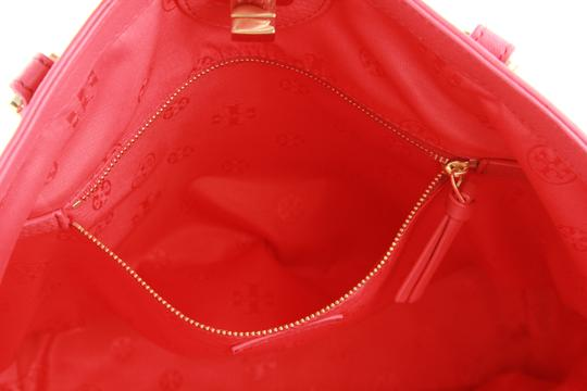 Tory Burch Tote in Red Image 9
