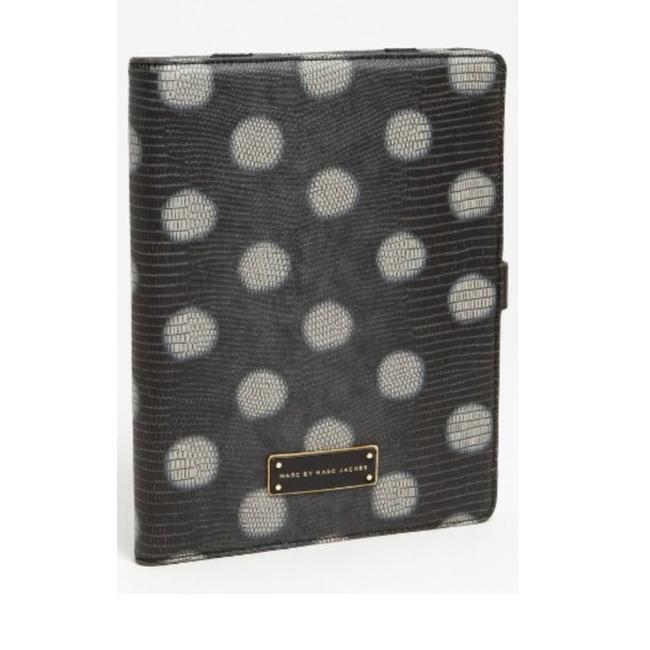 Item - Reed Khaki Multi Take Me Embo Lizzie Dots Ipad Tablet Cover Tech Accessory