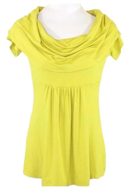 Item - Green Stretch Blouse Size 6 (S)