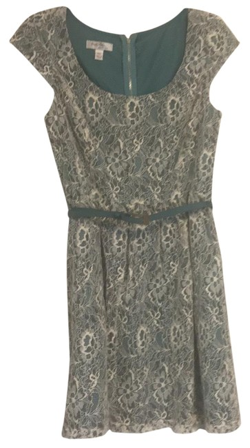Preload https://img-static.tradesy.com/item/23281493/maggy-london-lace-mid-length-workoffice-dress-size-petite-10-m-0-1-650-650.jpg