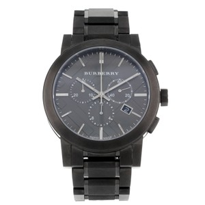 Burberry Burberry Chronograph BU9354 Ion Plated Steel Quartz Men's Watch
