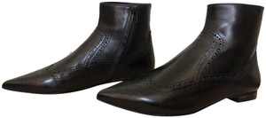 Pedro Garcia Made In Spain Black Boots