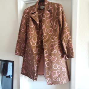 Sharon Young Brown Blazer