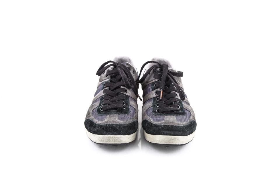 Sneakers Grey Grey Black Multi Hugo Orange Dark Boss Shoes Black cqfBw8xFA7