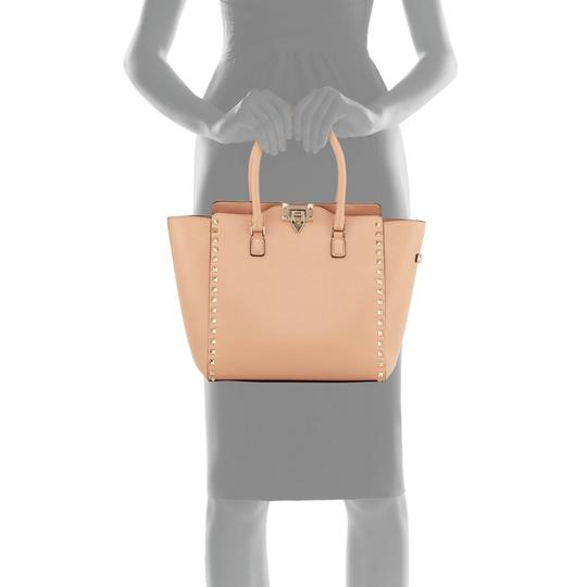 Valentino Satchel in light taupe Image 1