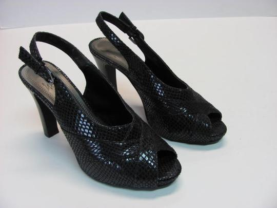 Impo Snake Design Size 7.50m Good Condition BLACK Platforms