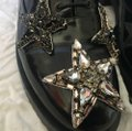 N21 Loafer Like New Crystal Stars black Flats Image 3