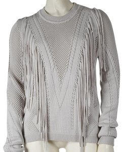 Ronny Kobo Collection Thin Crewneck Sweater