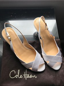 Cole Haan White Ceci Air Low / D27220 Sandals Size US 9.5 Regular (M, B)