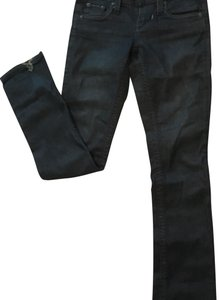 Stitch's Boot Cut Jeans-Dark Rinse