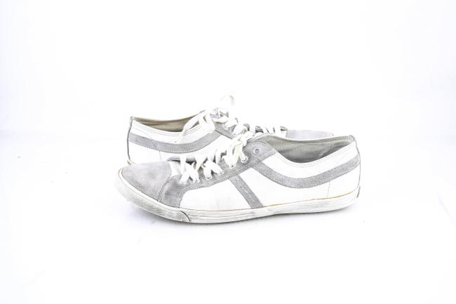 Item - * Grey/White Orange White/Grey Sneakers Shoes