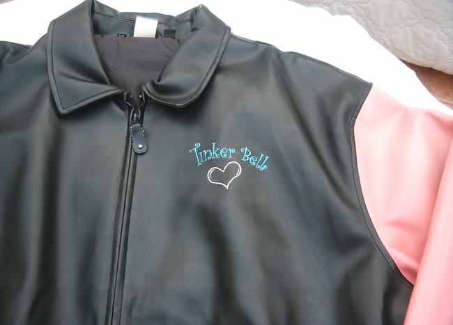 Disney Leather Jacket Image 2