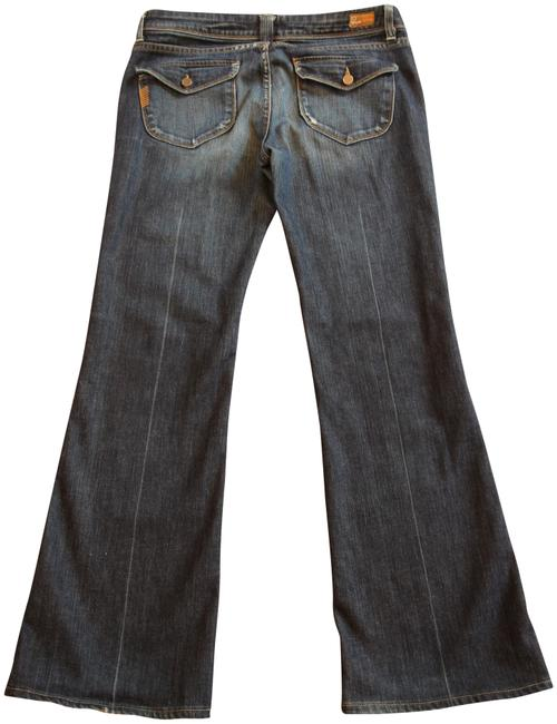 Item - Distressed Pico Boot Cut Jeans Size 31 (6, M)