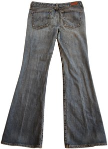 AG Adriano Goldschmied Flare Leg Jeans-Light Wash