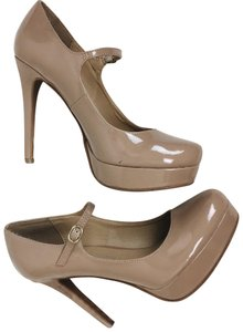 Chinese Laundry tan taupe nude Pumps