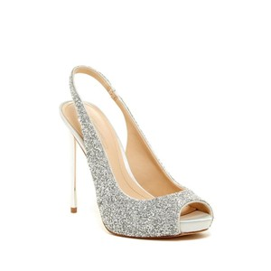 Imagine by Vince Camuto Silver Pumps