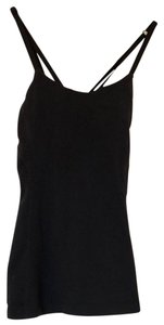 Splits59 black athletic tank