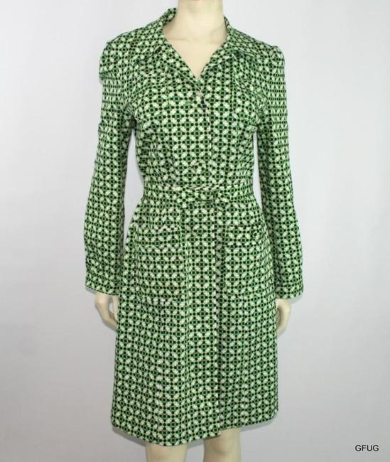 Preload https://item3.tradesy.com/images/beth-bowley-geometric-coat-green-2328577-0-0.jpg?width=400&height=650