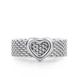 Tiffany & Co. Tiffany Somerset Heart Ring