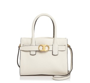 Tory Burch Gemini Link Small Tote in New Ivory