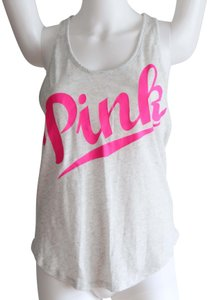 PINK Victoria's Secret Top Gray