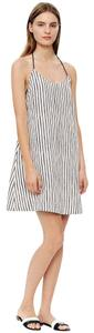 Tory Burch short dress Multi-Colored Strappy Striped Backless on Tradesy