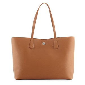 Tory Burch Tote in Bark and Gold