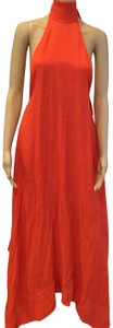 Solace London Asymmetrical Halter Sexy Sold Out Dress