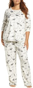 P.J. Salvage P.J. Salvage Women's Plus Size Polar Fleece Pajamas