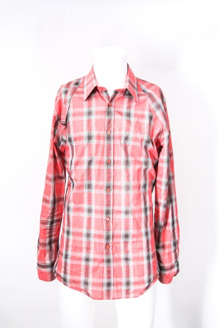 Item - * Red/Multi Red/Multi Long Sleeves Shirt