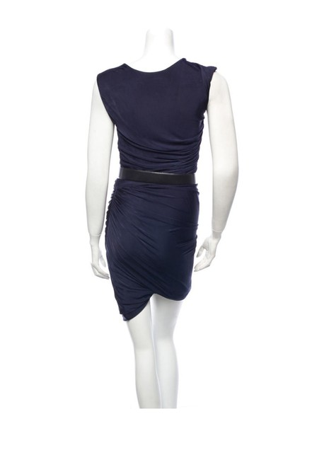 Doo.Ri short dress Navy on Tradesy