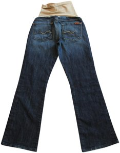 7 For All Mankind 7 for all Mankind Secret Fit Belly maternity bootcut jeans