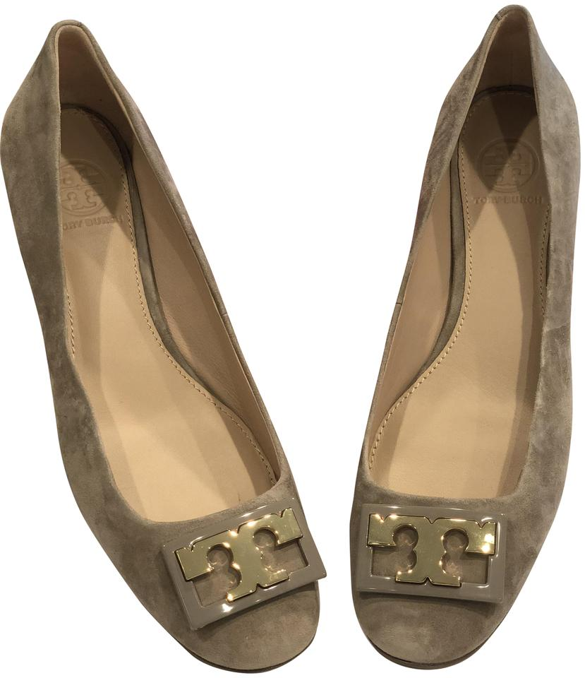 WOMENS Tory Gigi Burch Gray Gigi Tory Pumps price concessions b3ada1