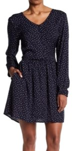 cupcakes and cashmere short dress Navy on Tradesy